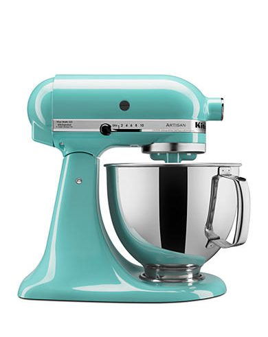 What to Register for at Belk | KitchenAid Artisan Stand 5-qt Mixer | Different Ways to Use a KitchenAid mixer
