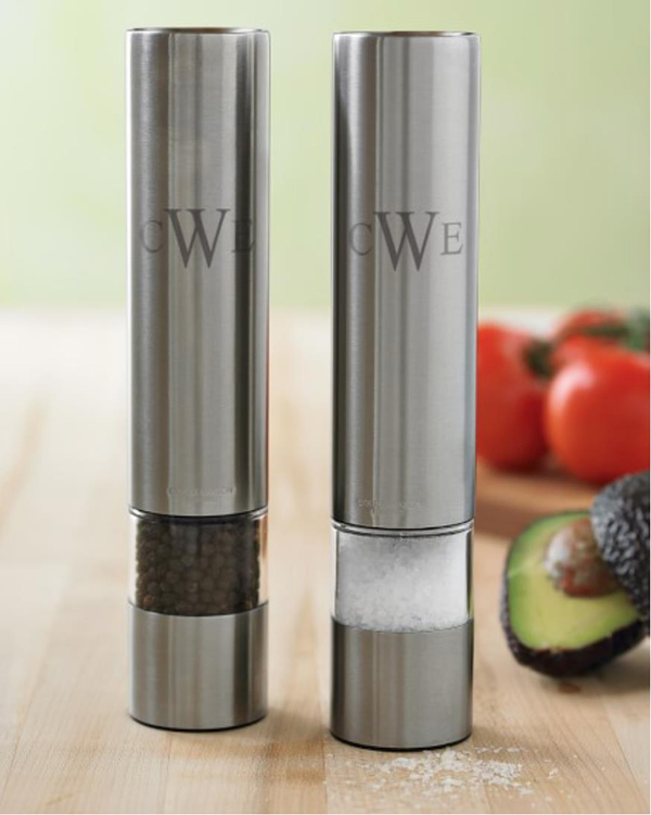 Cole & Mason Electric Salt & Pepper Mills