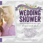 Ask Cheryl: Does a Couples Shower Replace a Wedding Reception?