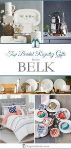 Belk Registry