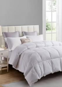 Serta White Down Comforter
