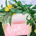 Hot Summer Bridal Shower Themes and Recipes