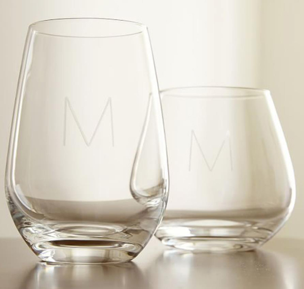 Schott Zwiesel Stemless Wine Glasses