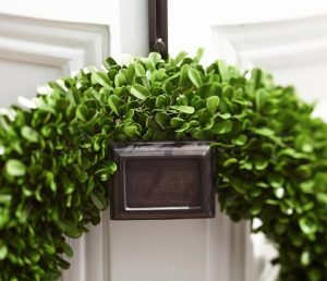 Monogram Gift | Ella Adjustable Door Wreath Hanger