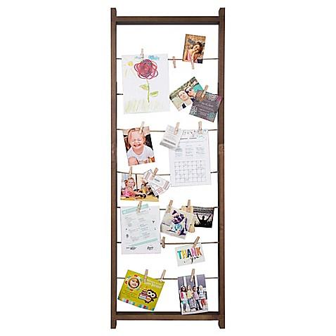 College Dorm Accessories   Ladder Collage Frame
