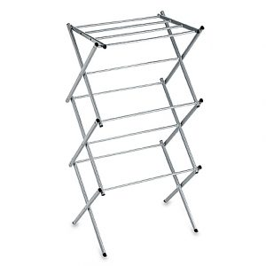 15 Dorm Room Essentials l Compact Dryer Rack