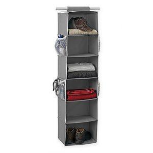 15 Dorm Room Essentials l Hanging Organizer