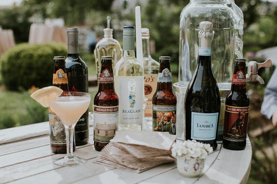 Signature Cocktail Ideas | Wedding Bar | How to Style a Wedding Bar