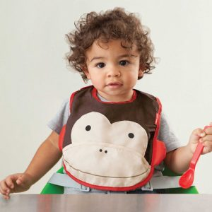 What You Really Need for a 2nd Baby | New Bibs and Burp Cloths