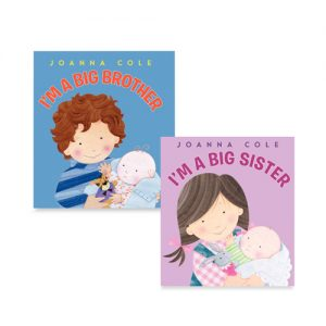Best Items for a 2nd Baby | Bib Sibling Books