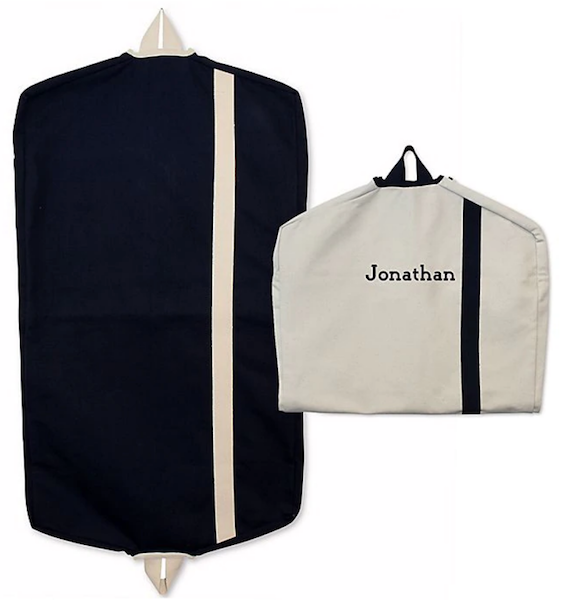 Personalized Gifts for Your Bridal Party | Garment Bag