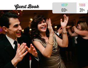 Guest book wedding ideas