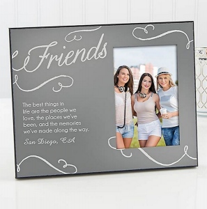 Personalized Gifts for Your Bridal Party | Picture Frame