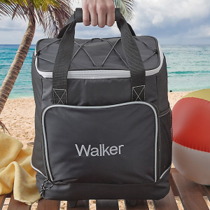 Personalized Gifts for Your Bridal Party | Rolling Cooler Bag