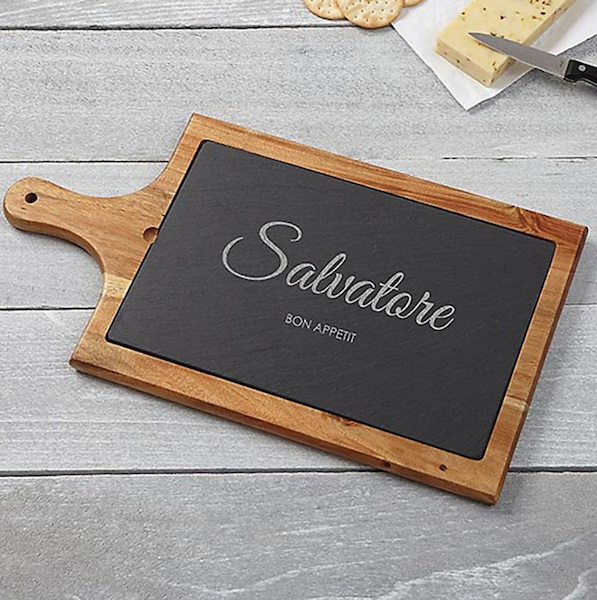 Personalized Gifts for Your Bridal Party | Slate & Wood Paddle Board