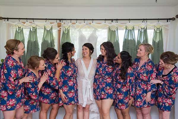 Say Goodbye to Bridezilla: 10 Ways to be a Great Bride | Take it Easy on Your Bridesmaids