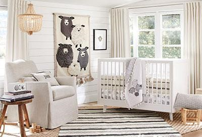 neutral nursery