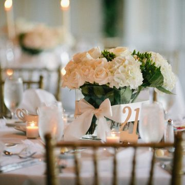 Wedding Reception Traditions: Toss the seating chart!