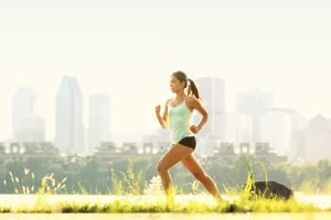 Say Goodbye to Bridezilla: 10 Ways to be a Great Bride   Exercise and Consume a Healthful Diet