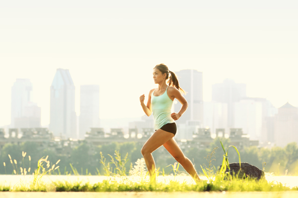 Say Goodbye to Bridezilla: 10 Ways to be a Great Bride | Exercise and Consume a Healthful Diet