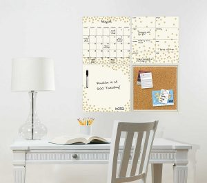 Beat the Freshman 15 and stay organized with a wall calendar
