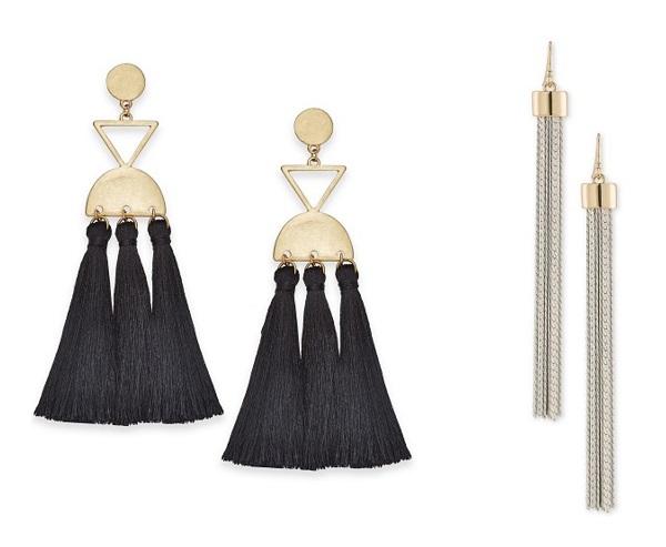 Fall Wedding Accessories | Earrings