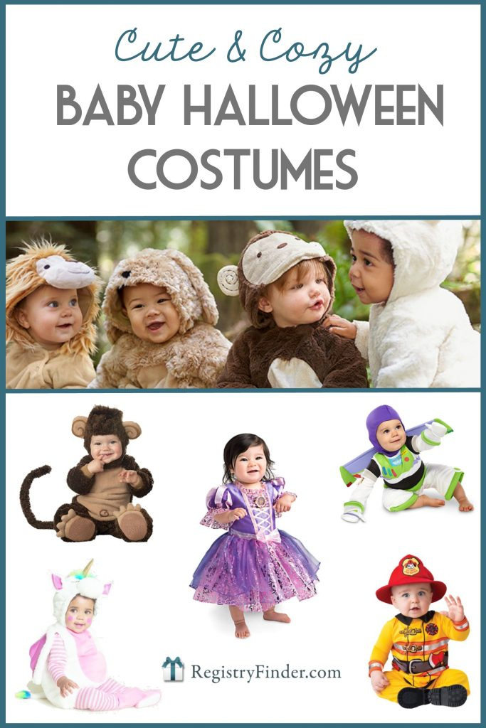If you're looking for some costume inspiration for your own little pumpkin, you've come to the right place.