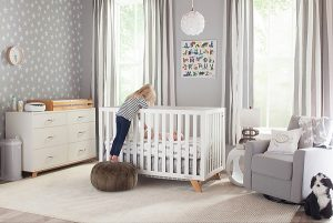 Nursery Trends | Neutral Nursery | buybuy Baby nursery