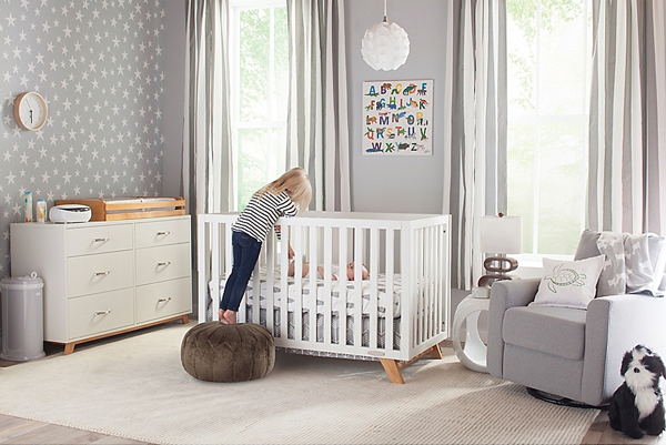 Nursery Trends | Neutral Nursery | buybuy Baby nursery