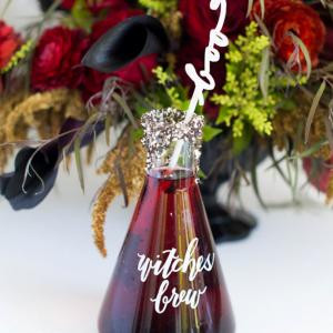 Co-ed Halloween Wedding Shower Drink Ideas