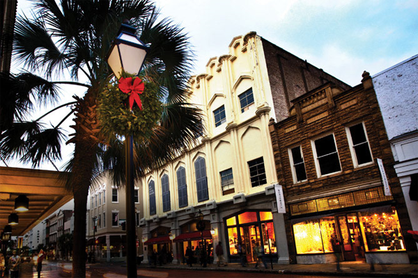 Winter Honeymoon Destinations | Charleston, South Carolina