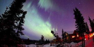 Winter Honeymoon Destinations   Alaska