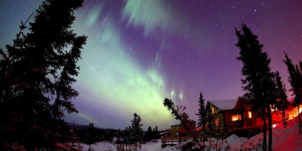 Winter Honeymoon Destinations | Alaska