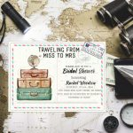 #TrendWatch: Travel-Themed Bridal Shower