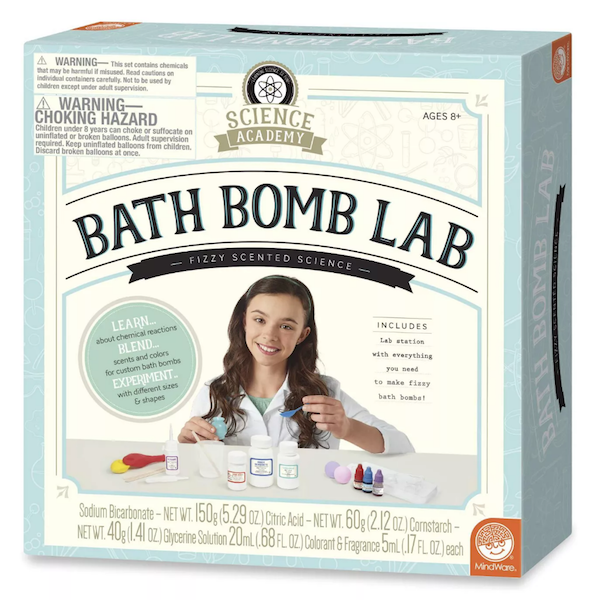 STEM Toys for Children of All Ages | Bath Bomb Lab