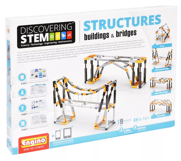 STEM Toys for Children of All Ages | Buildings & Bridges