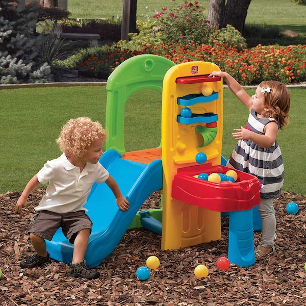 Gifts for One Year Old | Outdoor Climber | Toddler Playground