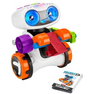 STEM Toys for Children of All Ages | Fisher-Price Code 'n Learn Kinderbot