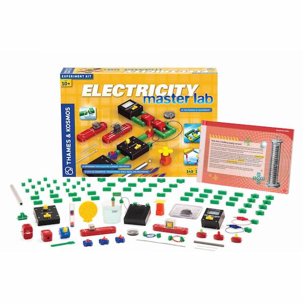 STEM Toys for Children of All Ages | Electricity: Master Lab