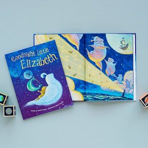 Gifts for One Year Old | Goodnight Book | Personalized Book