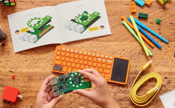 STEM Toys for Children of All Ages | Kano Computer Kit