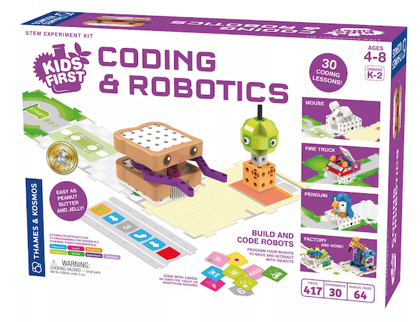 STEM Toys for Children of All Ages | Kids First Coding & Robotics