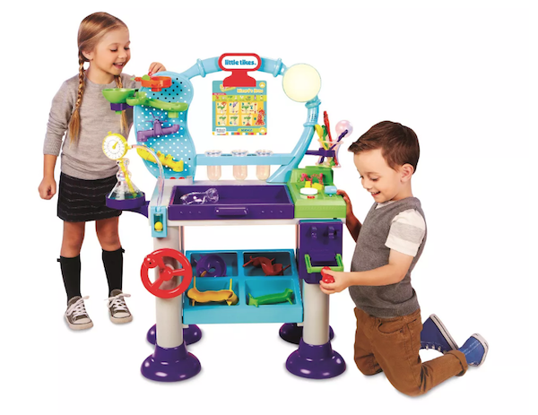 STEM Toys for Children of All Ages | Little Tikes STEM Junior Wonder Lab