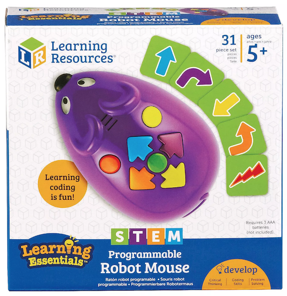 STEM Toys for Children of All Ages | STEM Programmable Mouse