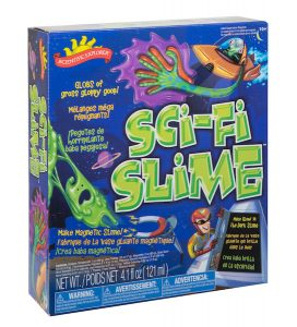 STEM Toys for Children of All Ages   Sci-Fi Slime Science Kit