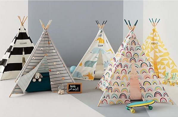Gifts for One Year Old   Crate&kids tent   Indoor Tent