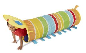 Gifts for One Year Old | Crawl-through Tunnel | Toddler Tunnel