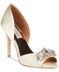 Badgley Mischka Giana Evening Pumps from Macy's