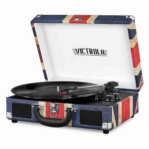 Great Gifts for College Students | Bluetooth Portable Record Player