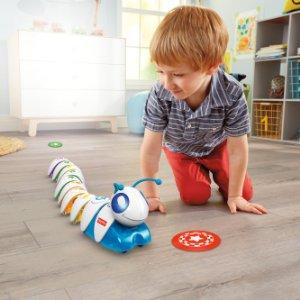 Fisher Price Code-a-Pillar | Best STEM Toys for Your Preschooler